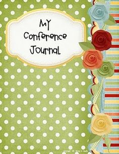 MY CONFERENCE JOURNAL