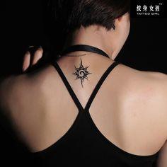 Aliexpress.com : Buy Tattoo stickers waterproof Women back from Reliable women back suppliers on TGLOE. $8.51