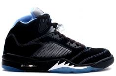 authentic air jordans v retro mens basketball shoes black / university blue jordan 11 for sale - hiaj137