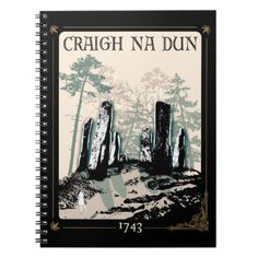 Craigh Na Dun Notebook - How about this cool TV series period piece Outlander? Gotta love it. Outlander Clothing, Caitriona Balfe Outlander, Outlander Gifts, Drums Of Autumn, Outlander Tv Series, Lined Page, Scottish Highlands, Gifts For Dad, Notebook