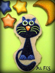 Halloween Kitty by Jill FCS, via Flickr