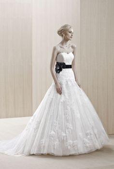 Brides: Blue By Enzoani - Fall 2012 :