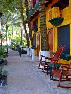 un poco sobre nuestras instalaciones, Hotel Rancho Estero y Mar