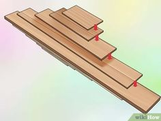 How to Make a Propeller (with Pictures) - wikiHow Airplane Drone, Wood Toys Plans, Woodworking Tutorials, Aircraft Design, Cool Toys, How To Make, Pictures, Templates, Art