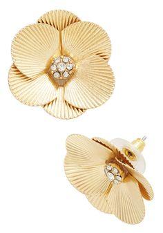 Sparkle in the Sunlight Earrings   Mod Retro Vintage Earrings   ModCloth.com