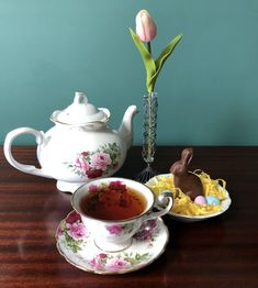 Happy Easter Tea Blog, Abundant Life, My Tea, Happy Easter, Tea Time, Tea Pots, Creative, Happy Easter Day, Tea Pot