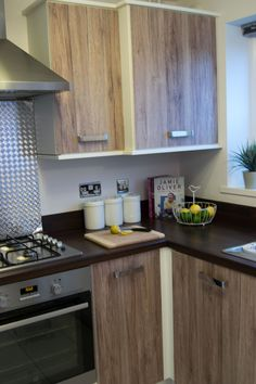 Kitchen Cupboards Can Be Transformed In An Instant With D C Fix