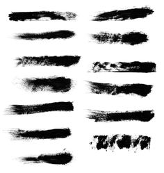 Awesome High Quality Rough and Grungy Photoshop Brushes. This set of rough and…