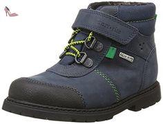 Start Rite Aqua, Bottes Classiques Garçons, Bleu (Navy), 26 EU - Chaussures start rite (*Partner-Link)
