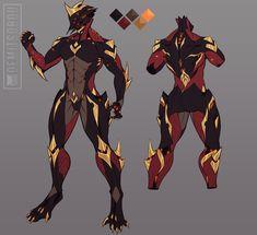 ArtStation - Kayos, Demitsorou V Fantasy Character Design, Character Design Inspiration, Character Concept, Alien Concept Art, Armor Concept, Alien Character, Character Art, Fantasy Characters, Anime Characters
