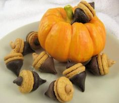 Sweet Nutter Butter Acorn Treats Just in Time For Fall | MomItForward.com