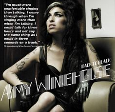 Amy Winehouse Quote