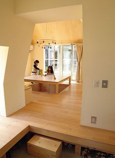 Toyo Ito, Maki Onishi / studio o+h (Maki Onishi e Yuki Hyakuda): Children's Home-for-All, ludoteca a Higashimatsushima, Prefettura di Miyagi