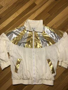 90s VTG SLADE Windbreaker LARGE GOLD Bomber Track JACKET 80s Fresh Prince Retro | Clothing, Shoes & Accessories, Men's Clothing, Coats & Jackets | eBay!