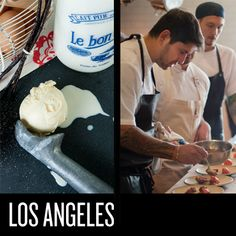 Bookmark this page before your next visit: Tasting Table has picked almost 40 of Los Angeles' best restaurants, bars, and food shops and more!
