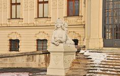 Vienna/Belvedere Vienna, Greek, Statue, City, Sculpture
