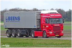 SCANIA: Scania R450 Beens Transport Stadskanaal