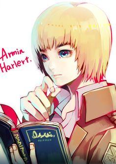 Armin by akiakane