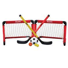 Amazon.com : Franklin Sports 3-in-1 Sports Set : Hockey Equipment : Toys & Games