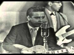 Eddie Cochran - Summertime Blues (Town Hall Party - 1959) Great clip, wish the sound was better. So sad he didn't live longer, we would have enjoyed all the music he never got to make.