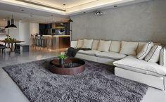內湖 54 坪貓咪也愛的現代風自然宅 - DECOmyplace