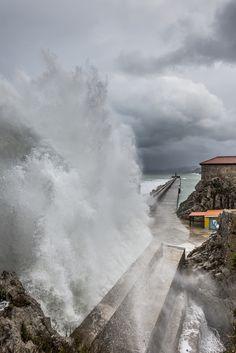 Castro Urdiales, Cantabria, Spain by Jesus Ignacio Bravo Soler
