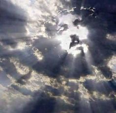 Jesus in the Clouds | Jesus In The Clouds Photo