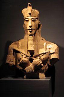 Luxor Museum- Akhenaten...I'm a big fan of egypt's history.