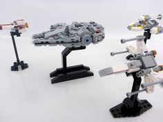 Star Wars micro fleet | Riskjockey | Flickr