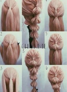 "Women's hair used to be referred to as their ""crowning glory."" While that term is no longer used, the reality remains that hair plays a vital role in how women look and feel. This is why finding the best hair designs for women to choose from is so. Work Hairstyles, Braided Hairstyles, Famous Hairstyles, Hairstyle Ideas, Faux Hawk Hairstyles, Fringe Hairstyle, Medieval Hairstyles, Party Hairstyle, Hairstyles 2016"