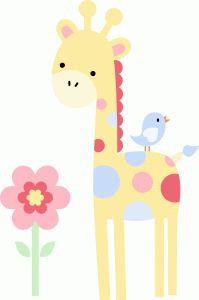 Silhouette Online Store: giraffe