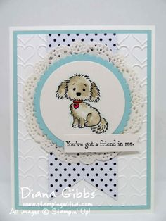 Bella and Friends, Stampin Up