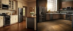 Discover the undeniably eye-catching look of LG Black Stainless Steel appliances and experience style and color that changes everything. Learn more. #LGLimitlessDesign  #Contest