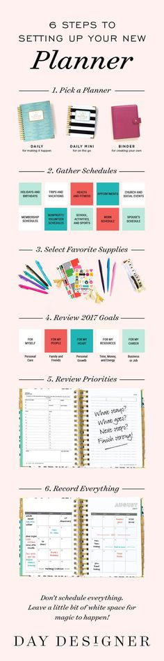 Day Designer is the Original Strategic Planner & Daily Agenda for Living a Well-Designed Life. Shop durable, high-quality 2020 planners that come in hourly, daily, weekly, academic year and non-dated layouts. Planner Tips, Planner Pages, Life Planner, Happy Planner, Food Planner, 2018 Planner, Planner Journal, Planner Supplies, Planner Inspiration