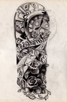 I definitely want this half sleeve