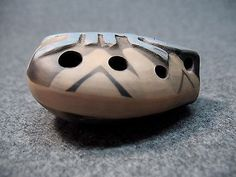 Animal Skeleton Ocarina Clay Flute ~ Made In Chile ~ New | What's ...