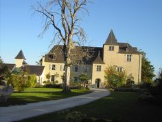Monein Chateau Lamothe in Monien France. I will live in this town.