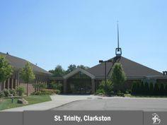 St. Trinity Lutheran Church and Preschool in Clarkston, Michigan #LCMS