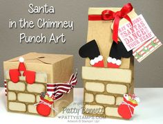 How about a little Santa in the Chimney Fun!? If youve been visiting my blog for awhile, you may...