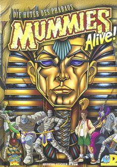 Mummies Alive!! I loved this as a kid!