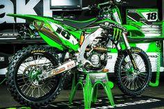 #sexy #ftw #kawasaki #kx450f #mx #motocross #motorcycle #diy #dirtbike #dirty #spitshine #elbowgrease #mechanics #cross #motorcyclesofinstagram #pictureoftheday #renthal #alpinestars #gopro #goprooftheday #airoh