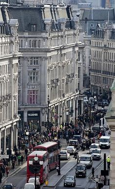 Regent Street, London | Flickr - Photo by London From The Rooftops