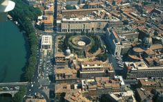 The Mausoleum of Augustus, located in central Rome close to the banks of the Tiber, has been neglected for decades.