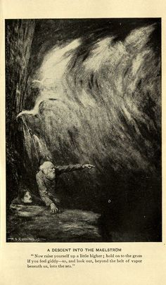 A descent into the Maelström [Tales and poems]