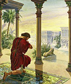 Nehemiah 1: Nehemiah's Prayer