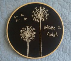 Add words to my dandelions