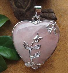 Quartzo Rosa - lindos artigos esotéricos. www.seupoder.com.br