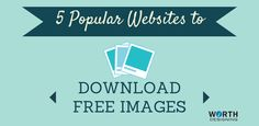 5 popular websites to download free images
