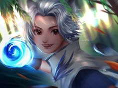 ang Bang (ID) on Instagra Fantasy Character Design, Character Art, Bang Bang, Mobiles, Moba Legends, Phone Wallpaper Images, Mobile Legend Wallpaper, The Legend Of Heroes, Anime Version