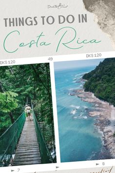 Want to surf, visit the rainforest, and see sloths? Costa Rica has all of that and more! These are the absolute best things to do in Costa Rica from locals themselves. If you're planning a trip to Costa Rica, don't miss these amazing travel ideas. #CostaRica #CostaRicaTravel #CostaRicaBucketList #Tamarindo #CloudForest #Surfing Tortuguero National Park, Corcovado National Park, Volcano National Park, National Parks, Costa Rica Attractions, Travel Ideas, Travel Tips, Costa Rica Travel, Tamarindo
